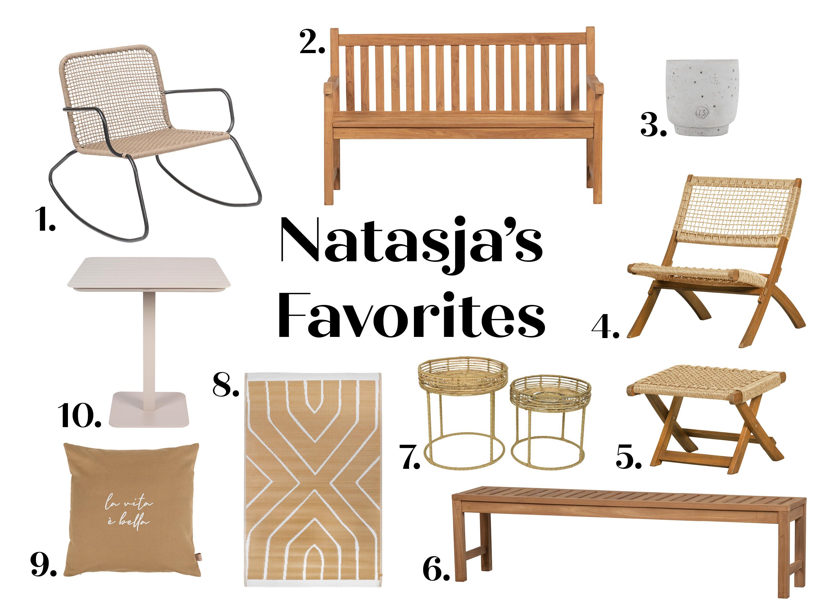 3 luik Natasja's favorites
