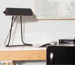 Afbeelding van product: Zuiver Broker bureaulamp metaal zwart
