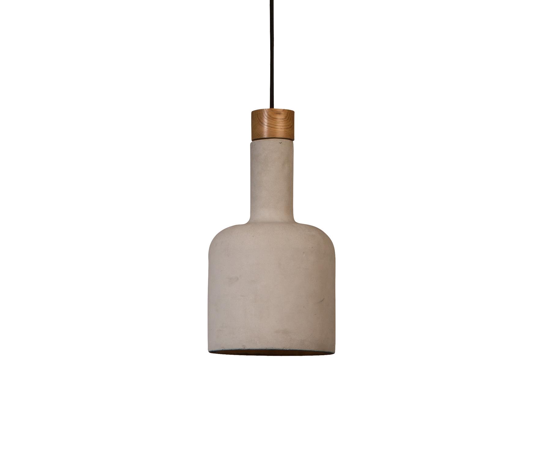 Dutchbone Cradle Hanglamp  18 cm - Bottle