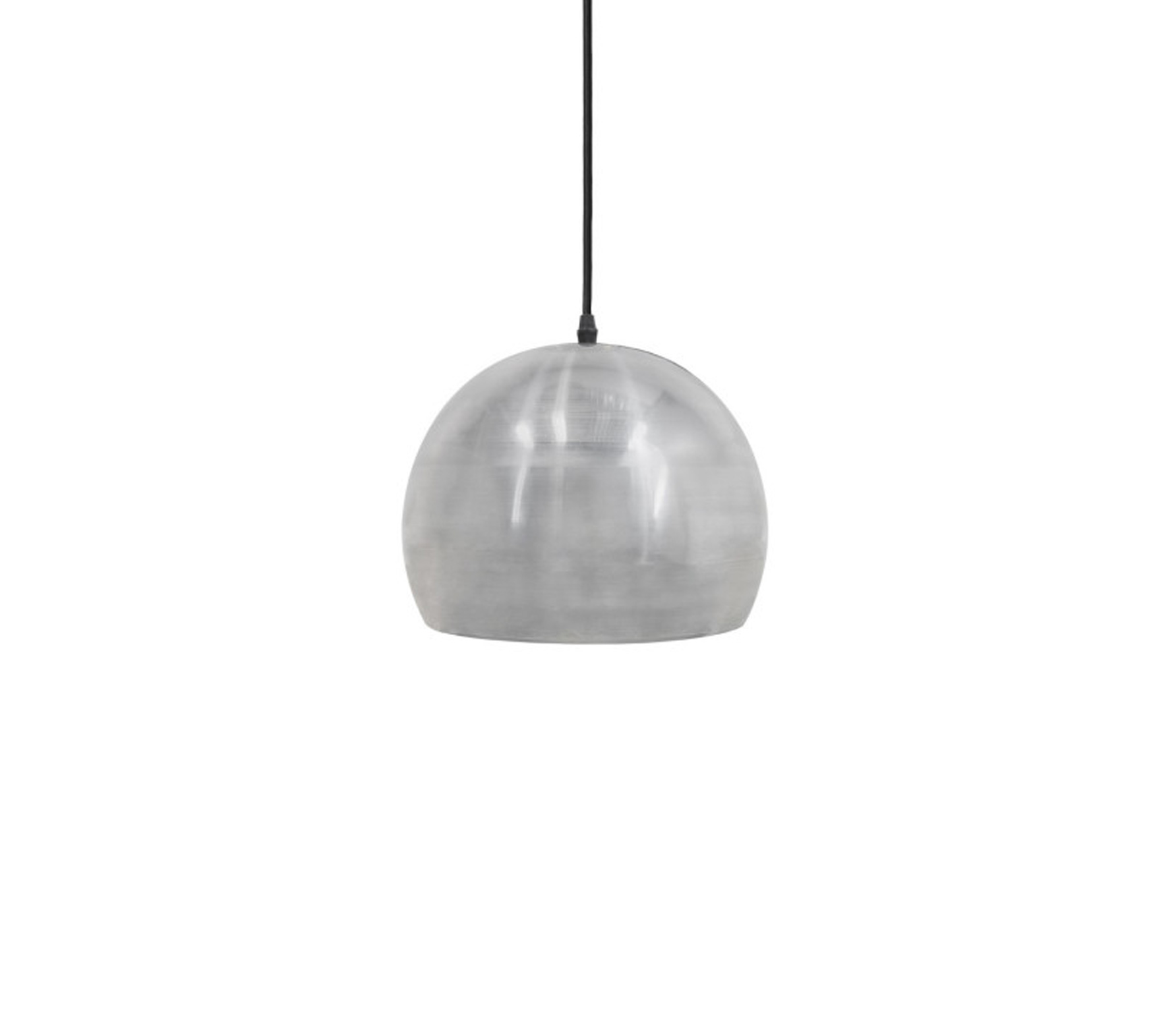 vtwonen Dot hanglamp � 27 cm zilver Zilver