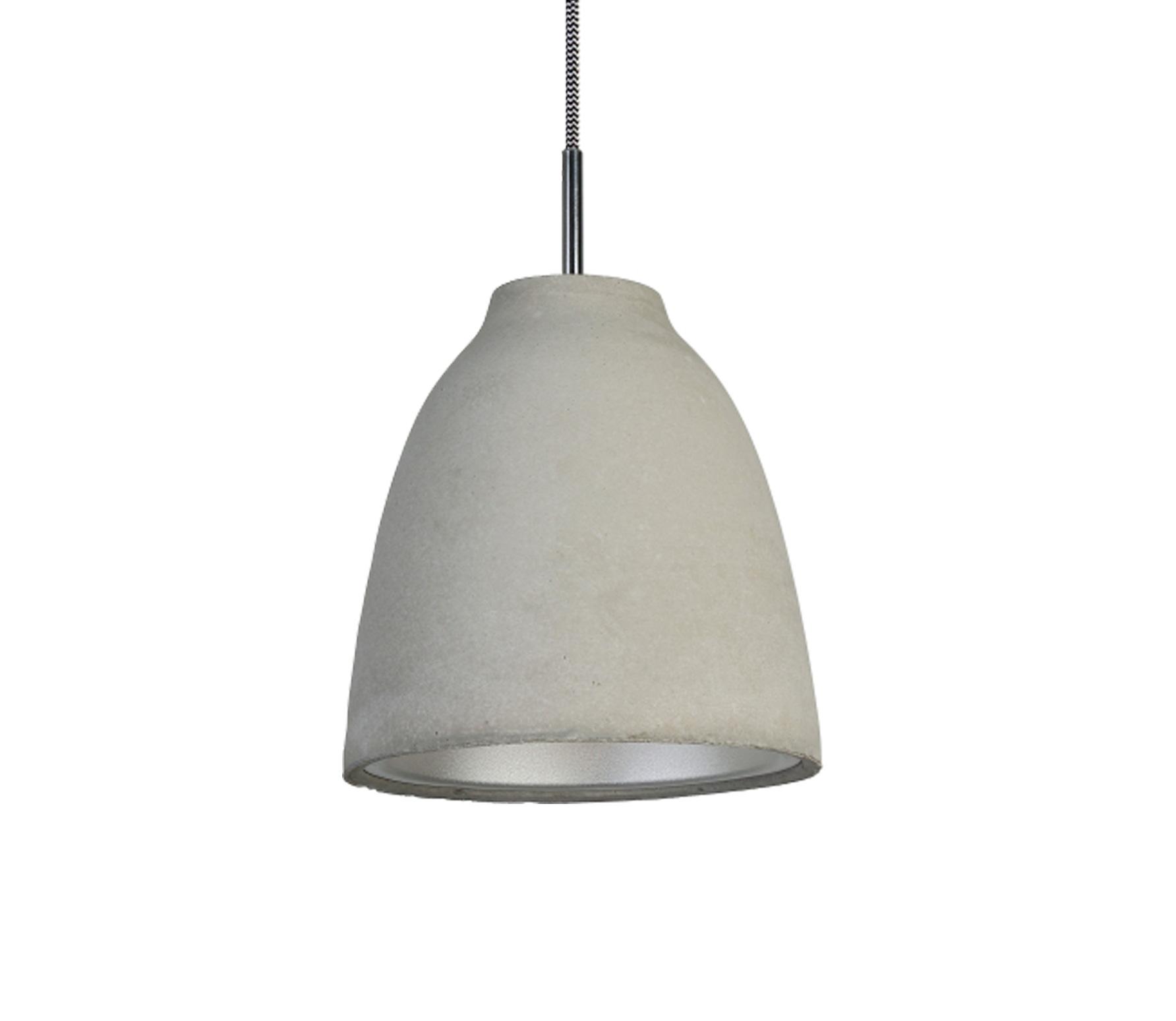 Rostock hanglamp Ø20,5 cm beton grijs
