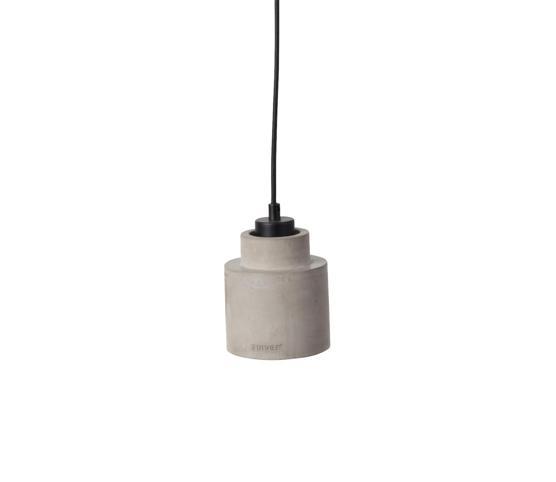 Zuiver Left hanglamp � 11 cm beton Beton