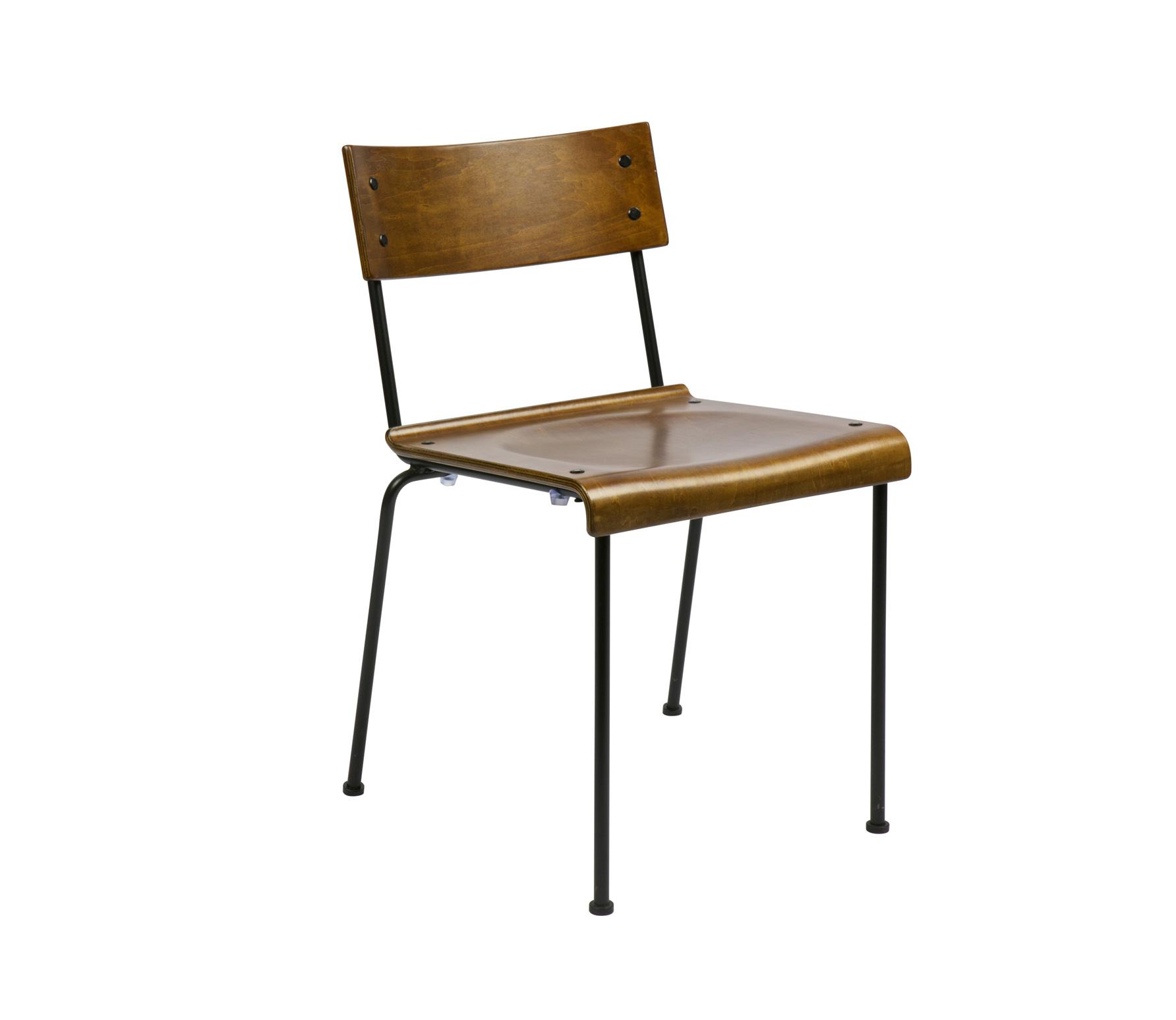 vtwonen stoel Vintage naturel schuin