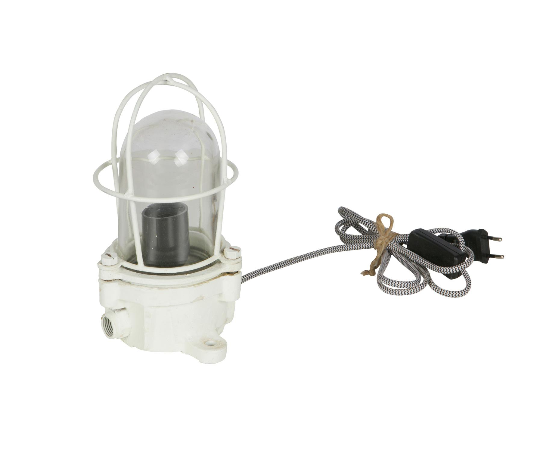 BePureHome Shiplight lamp wit metaal vrijstaand