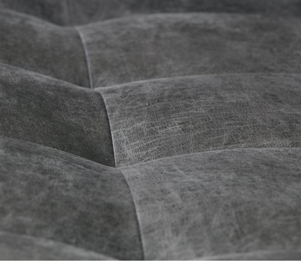 BePureHome Rodeo Classic 3-zits bank zwart recycle detail