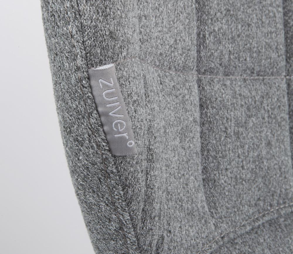 Zuiver OMG bureaustoel grijs zwart detail 1