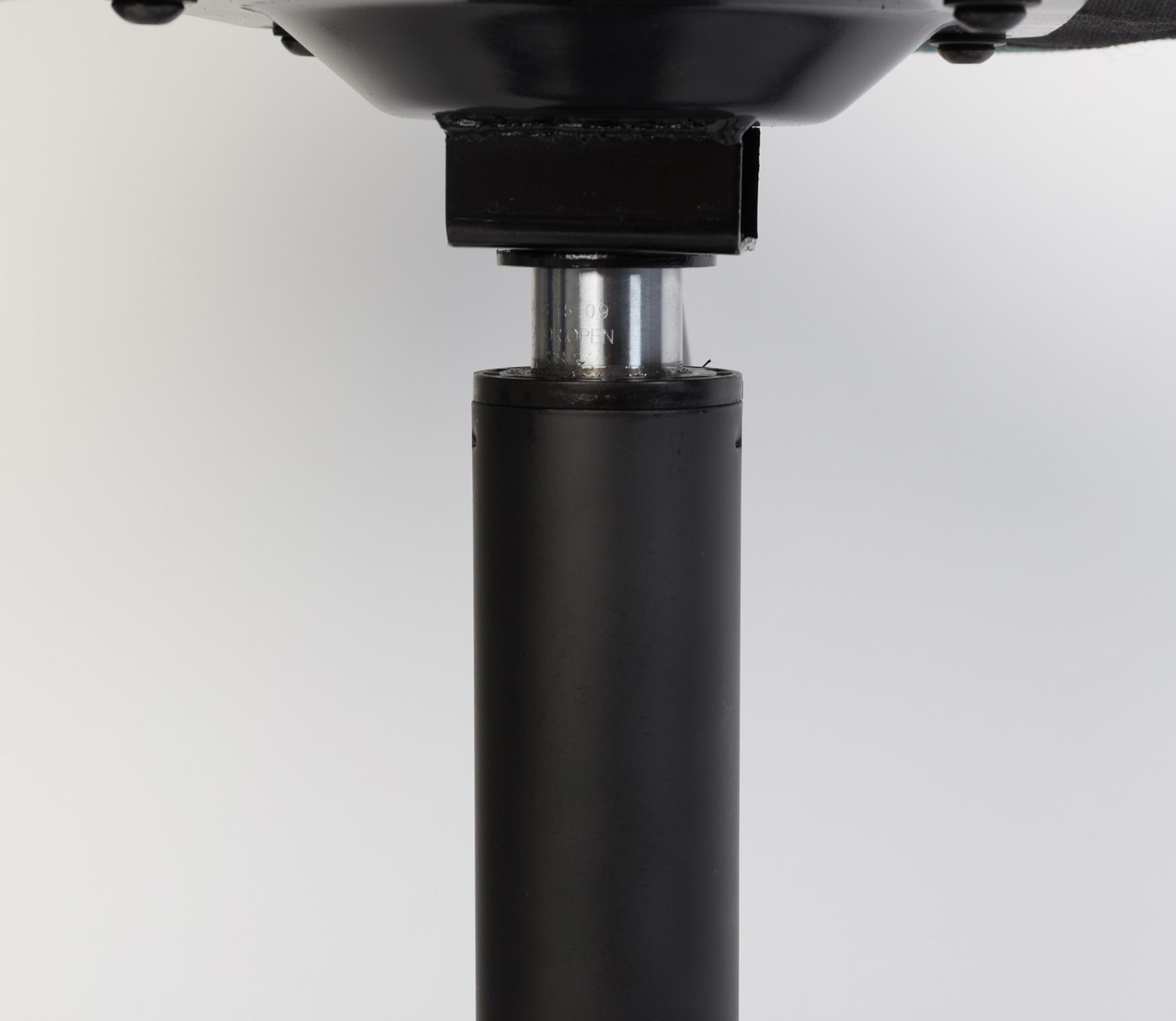 Zuiver OMG bureaustoel grijs zwart detail 4