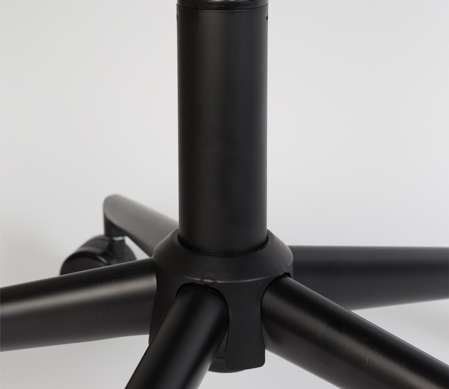 Zuiver OMG bureaustoel grijs zwart detail 5