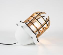 Afbeelding van product: Zuiver Navigator tafellamp MDF/aluminium wit