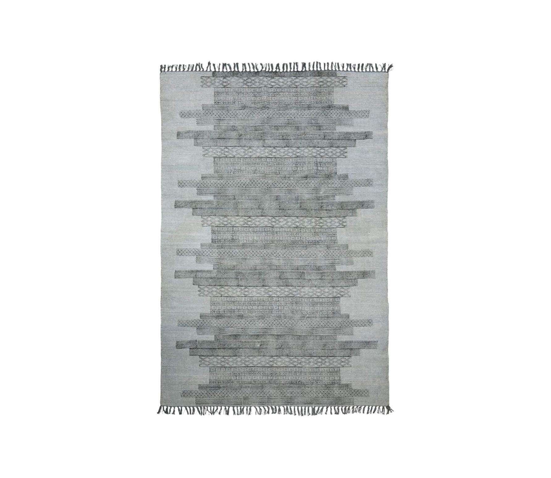 Housedoctor Karma vloerkleed grijs 160x230 cm