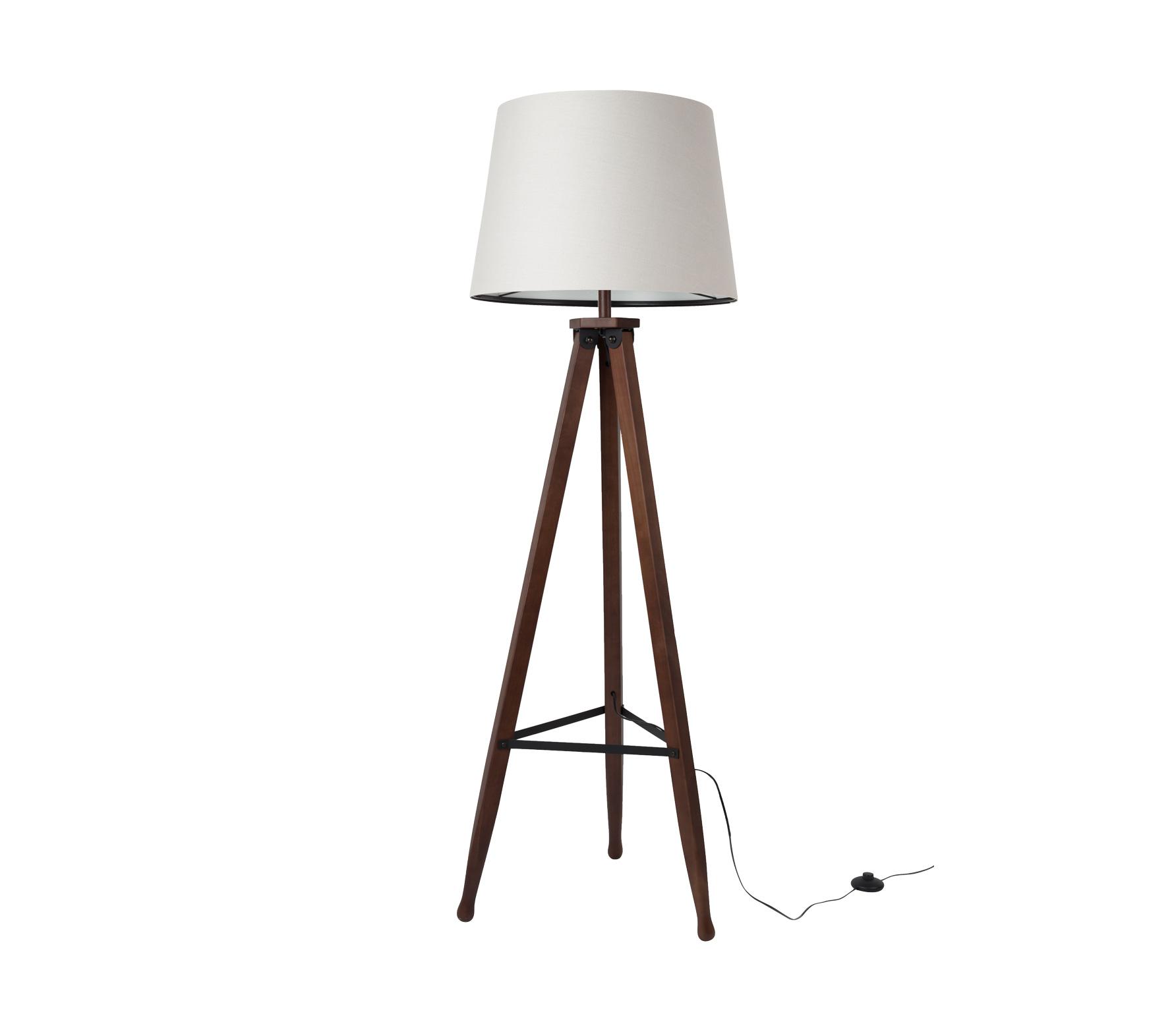 Dutchbone RIF staande vloerlamp vrijstaand