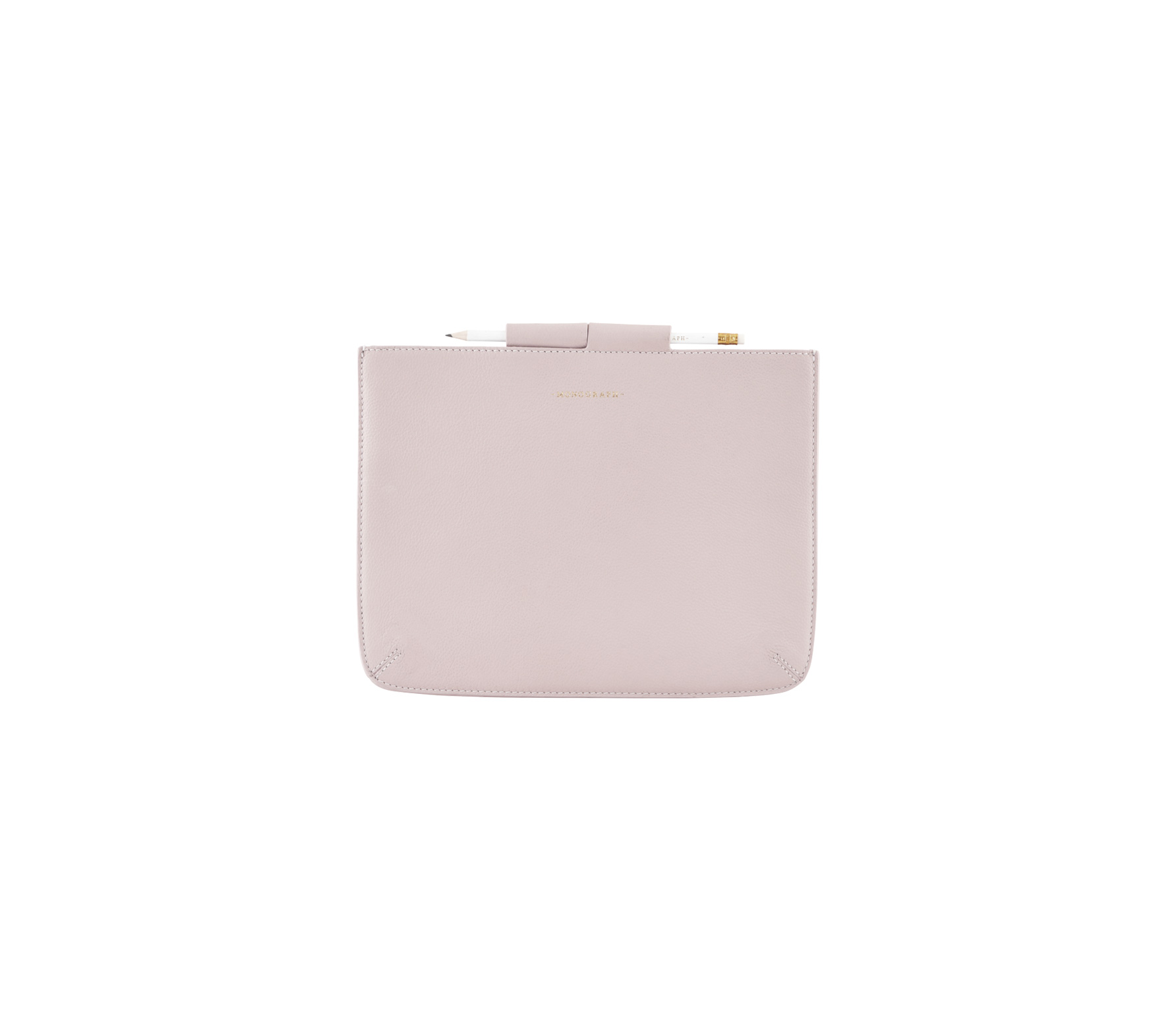 Housedoctor Cover iPad hoes leer roze Mini 24 x 17 cm