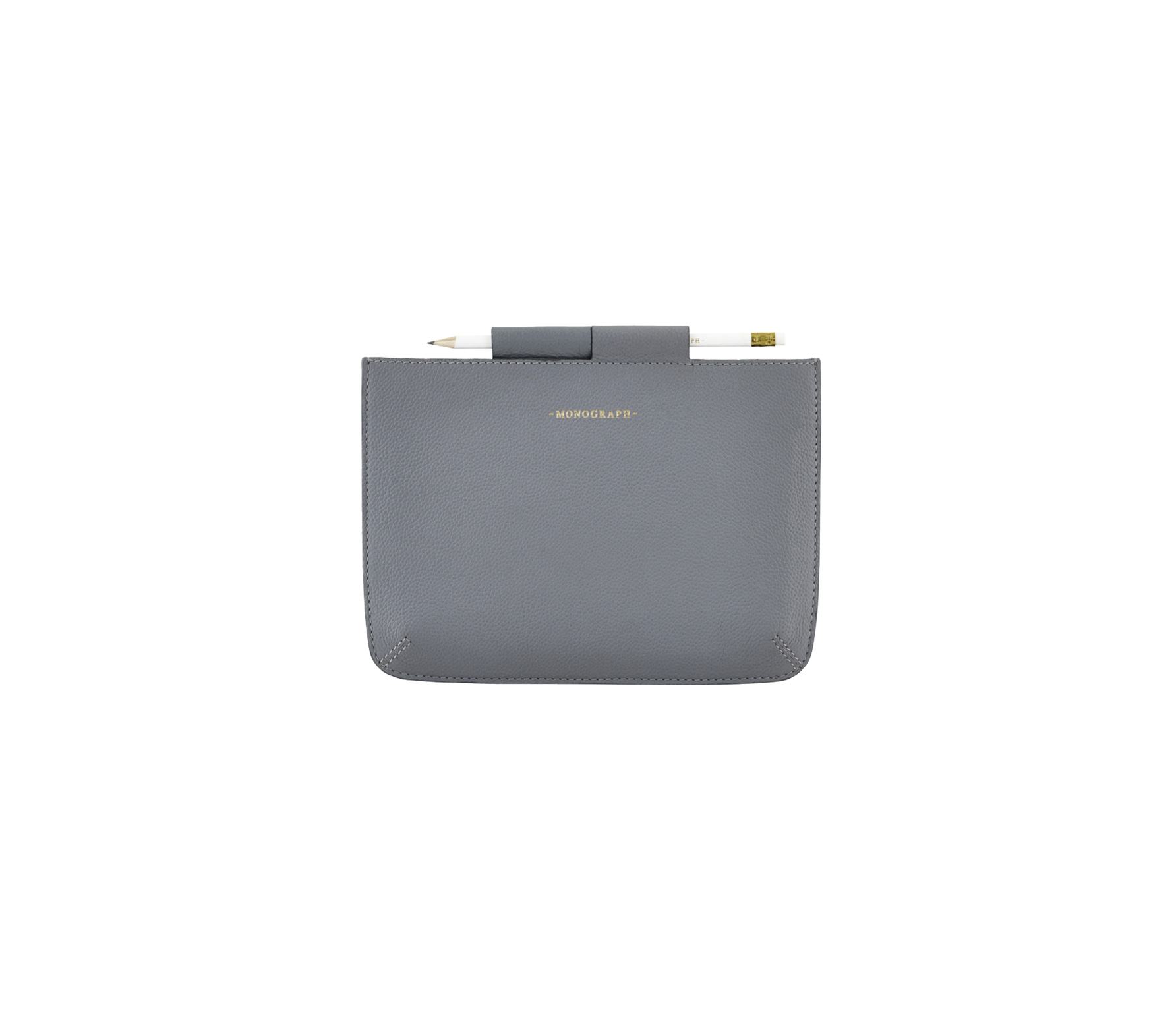 Housedoctor Cover iPad hoes leer blauw Mini 24 x 17 cm