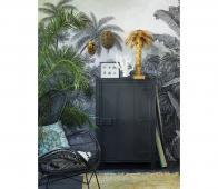HKLiving vloerkleed Overdyed, 120x180 sfeer