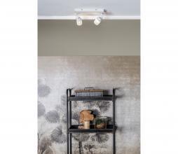 Afbeelding van product: Spotlight Sandy 2 staal wit