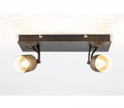 Afbeelding van product: Spotlight Sandy 2 staal zwart