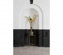 Afbeelding van product: BePureHome Goddess bijzettafel metaal antique brass