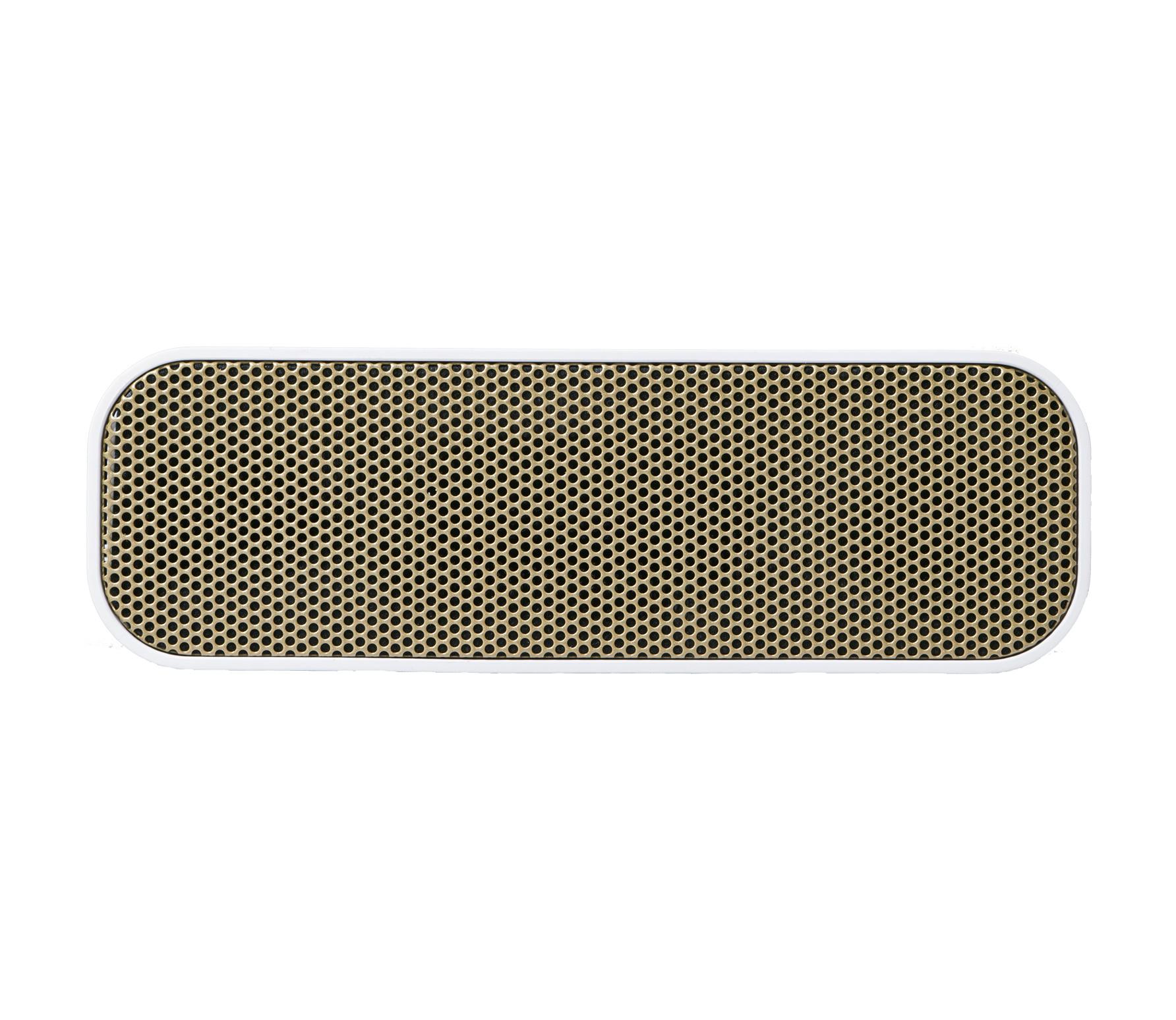 Kreafunk aGroove bluetooth speaker wit