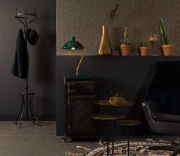 Afbeelding van product: Dutchbone Devi bureaulamp metaal groen