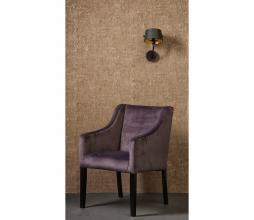 Afbeelding van product: WOOOD Exclusive Pien wandlamp metaal zwart/brass