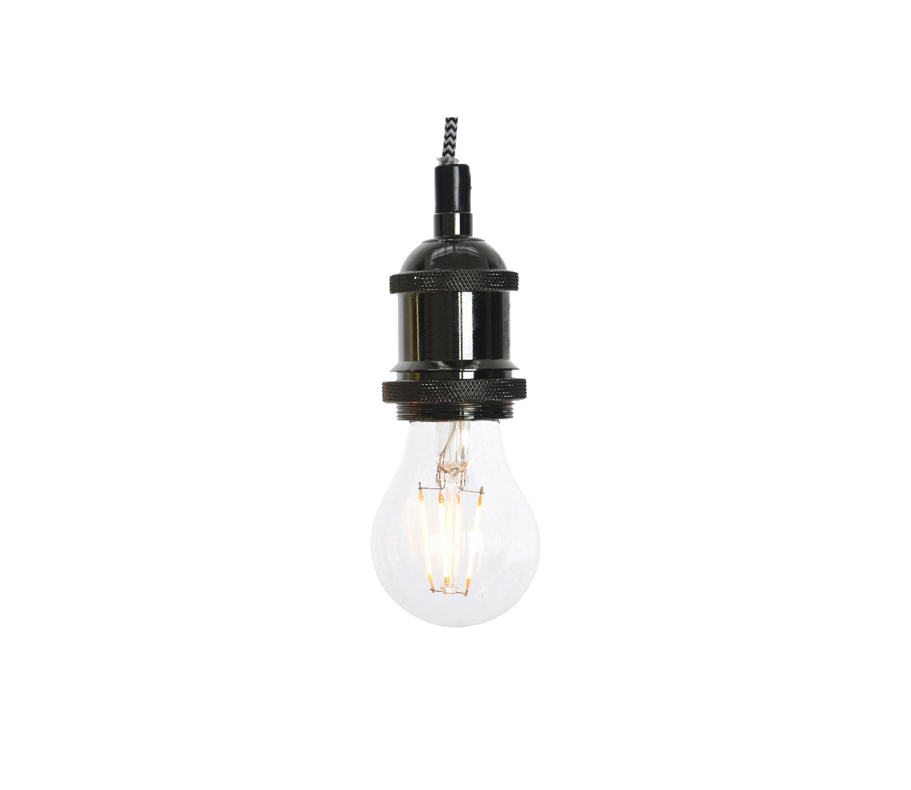 Hanglamp zilverkleurig exclusief lamp metaal
