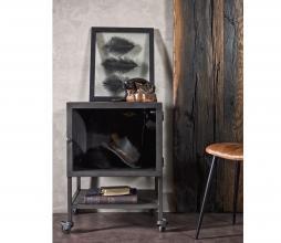 Afbeelding van product: BePureHome Bespoke vitrinekast metaal grijs