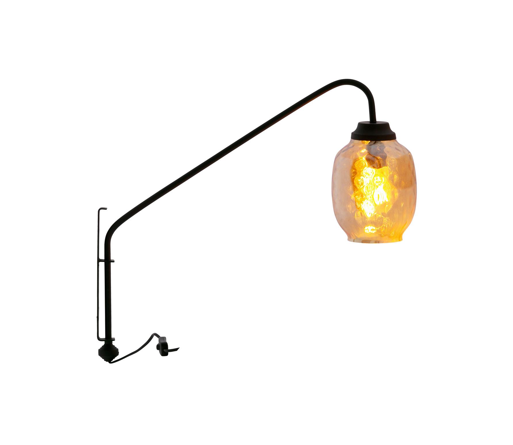 BePureHome Bubble wandlamp brass metaal