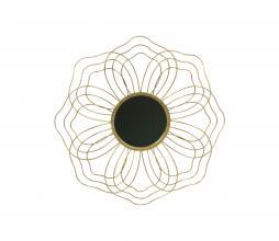 Afbeelding van product: BePureHome Handsome spiegel M metaal antique brass