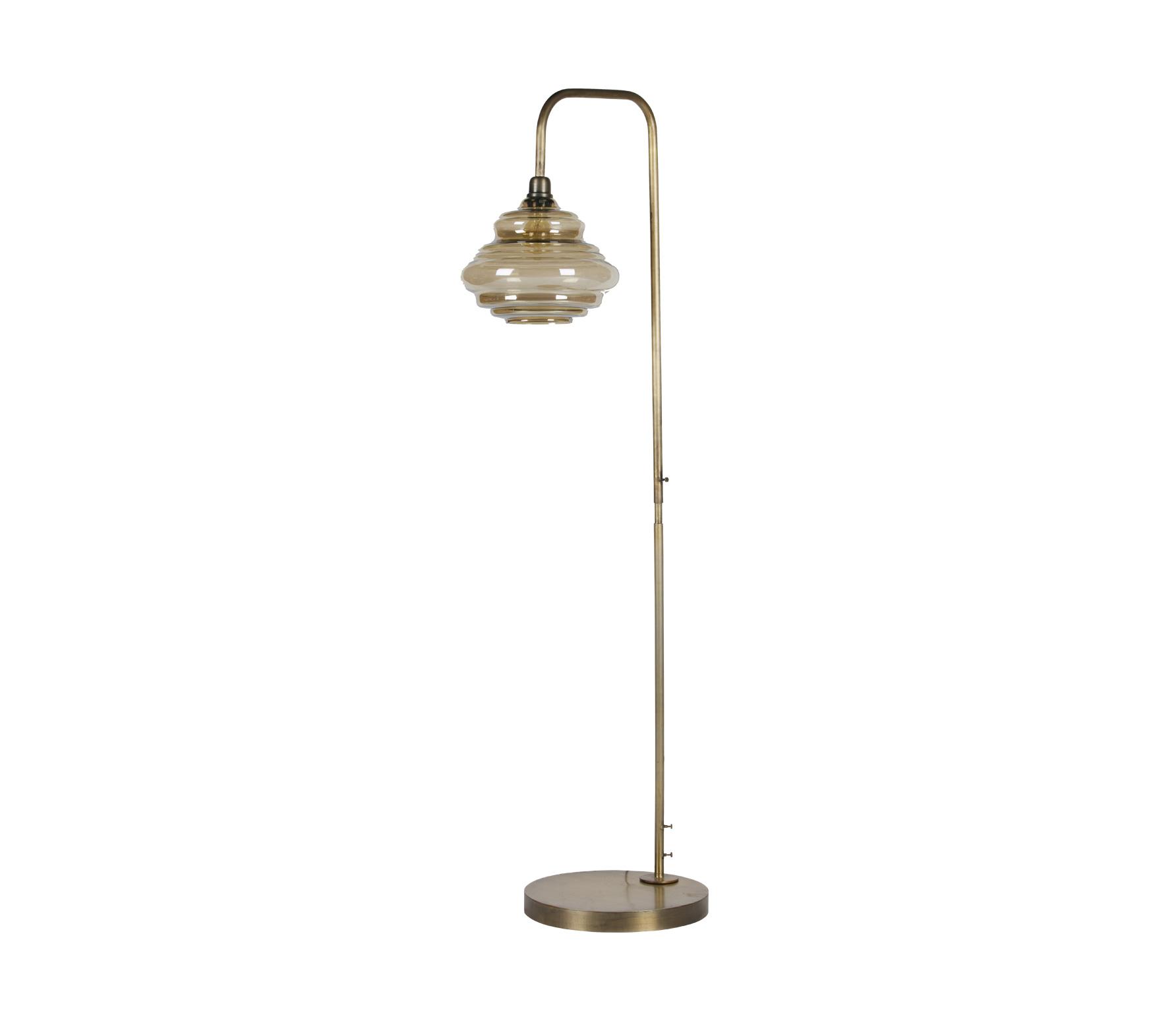 BePureHome Obvious Vloerlamp - Goud