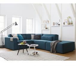 Afbeelding van product: WOOOD Sasha bijzettafel Ø 41x41 cm hout zwart