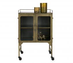Afbeelding van product: BePureHome Talent kast 91x62x41 cm metaal antique brass