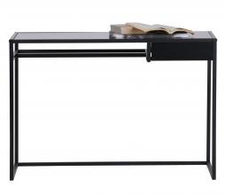 Afbeelding van product: WOOOD Teun bureau metaal zwart