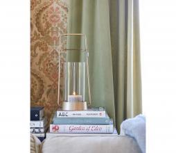 Afbeelding van product: Riverdale Amaro lantaarn 40 cm metaal goud