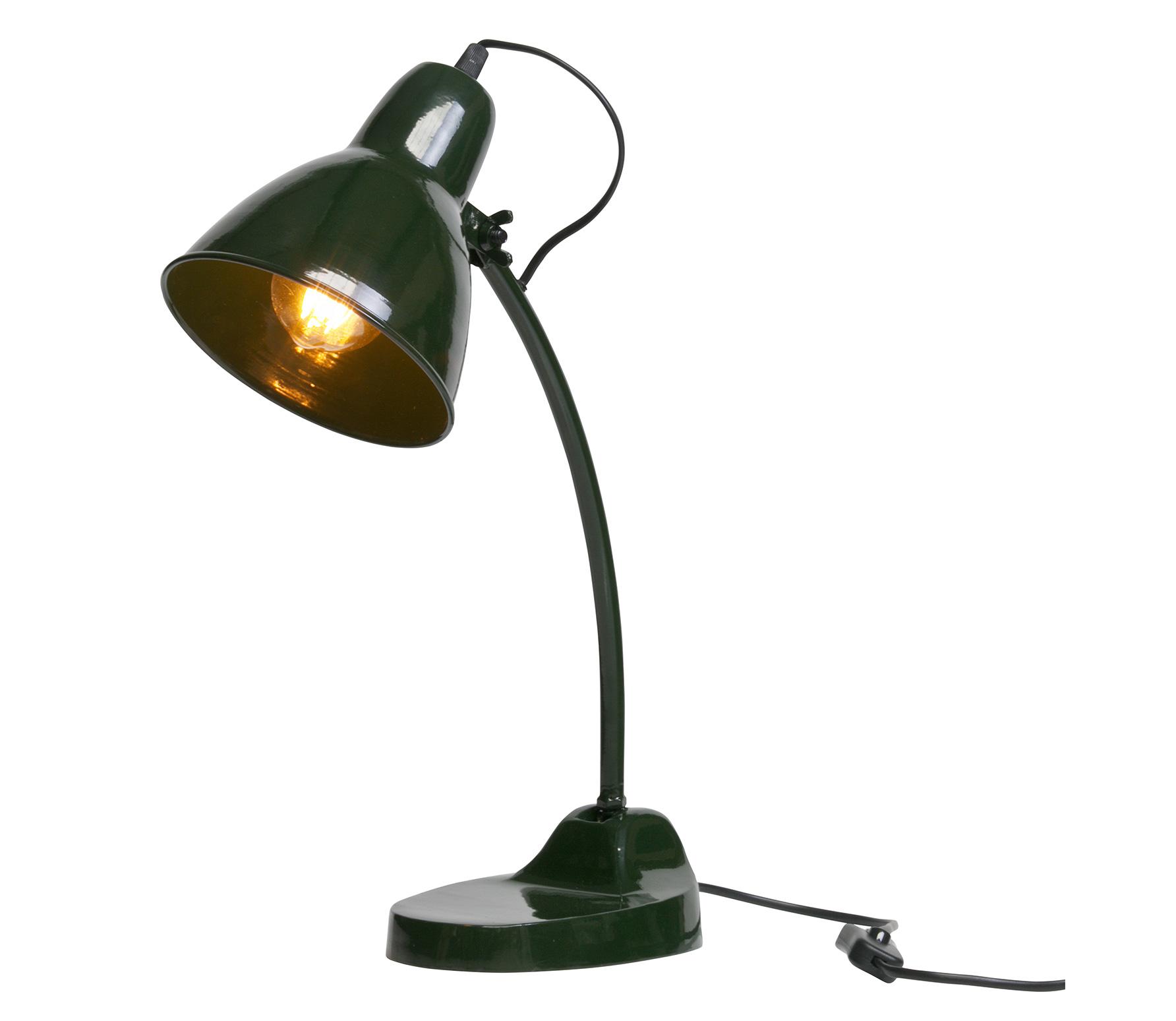BePureHome Masterpiece Tafellamp Metaal - Groen