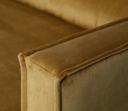 Afbeelding van product: BePureHome Rodeo daybed velvet oker rechts