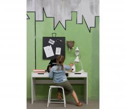 Afbeelding van product: BePureHome Masterpiece wandlamp metaal wit