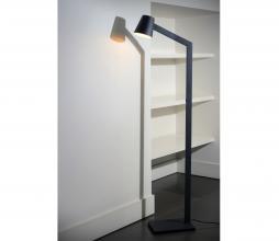Afbeelding van product: Mizuko vloerlamp metaal zwart