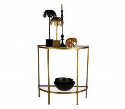 Afbeelding van product: BePureHome Goddess sidetable metaal antique brass