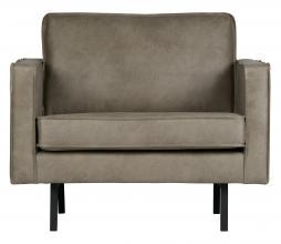 Afbeelding van product: BePureHome Rodeo 1,5 zits fauteuil elephant skin bruin/grijs