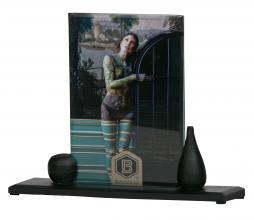 Afbeelding van product: BePureHome Beloved Too fotolijst large hout zwart