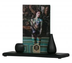 Afbeelding van product: BePureHome Beloved Too fotolijst medium hout zwart