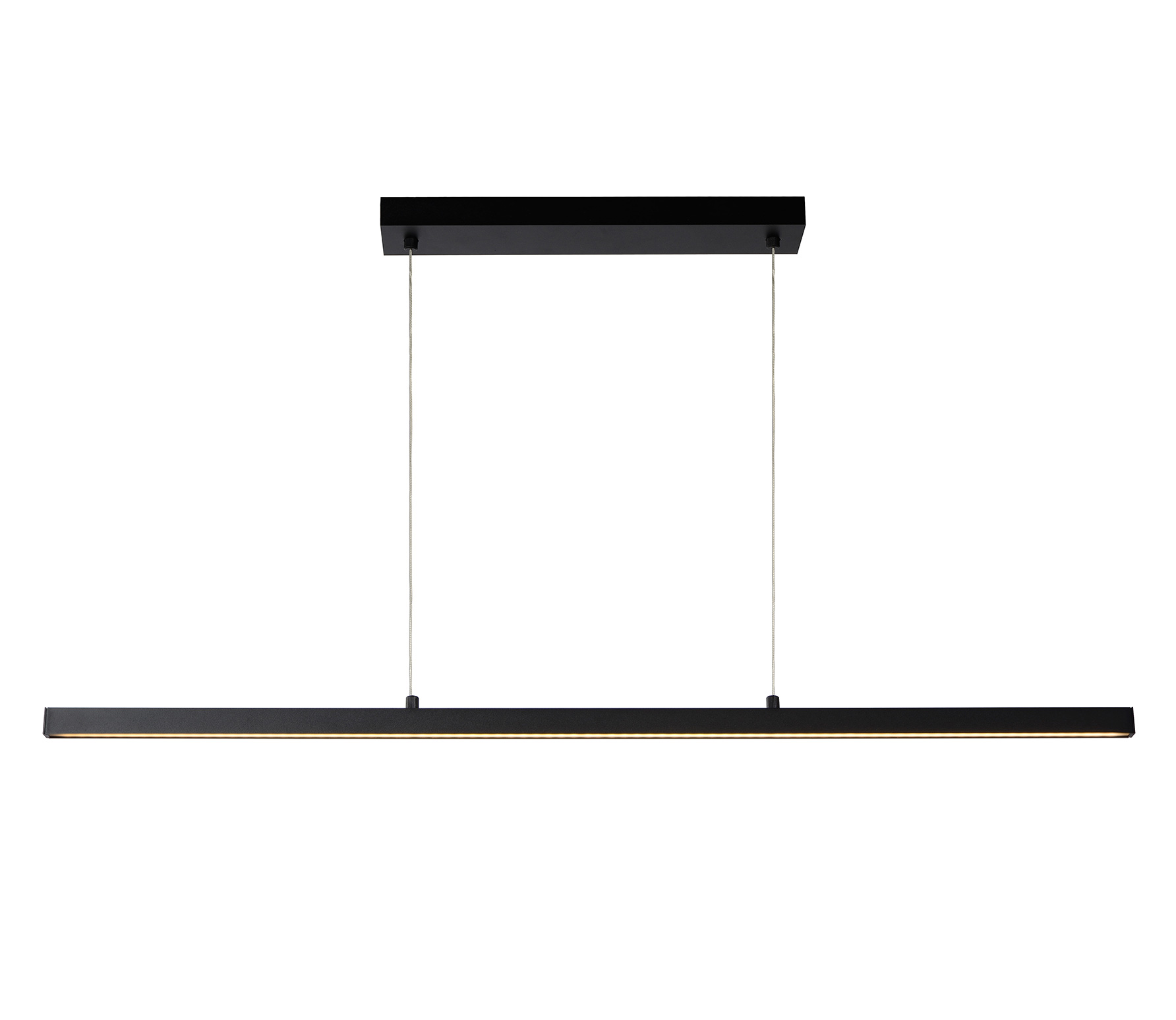 Sigma hanglamp aluminium zwart