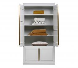 Afbeelding van product: BePureHome Organize legplankenset tbv kast 62 cm mist grijs
