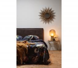 Afbeelding van product: Essenza Fleur dekbedovertrek div. afmetingen katoen nachtblauw 200x220cm
