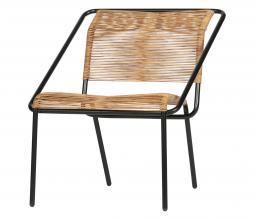 Afbeelding van product: BePureHome Wisp fauteuil (binnen-buiten) naturel