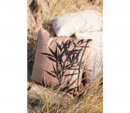 Afbeelding van product: Zusss Bamboe kussen 45x45 cm zijde roze