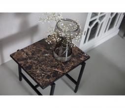 Afbeelding van product: BePureHome Turn around bijzettafel hout zwart/bruin