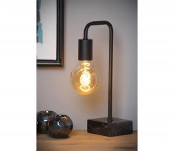 Afbeelding van product: Lorin tafellamp metaal zwart