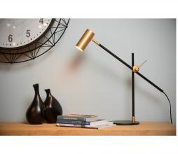 Afbeelding van product: Philine bureaulamp metaal zwart