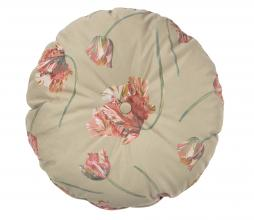 Afbeelding van product: BePureHome Vogue Rococo kussen ø45 cm velvet agave zachtgroen
